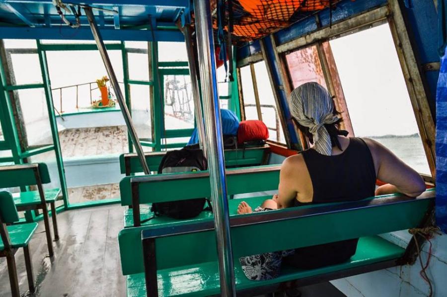 Неизвестный путь добраться от Ко Самуи до Ко Панган