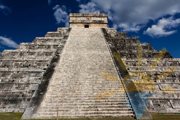 На земли народов Майя