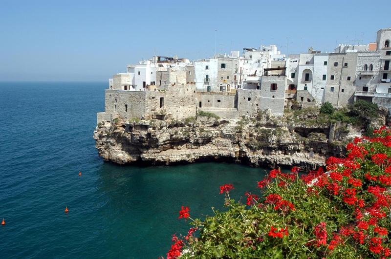 Прекрасный юг Италии