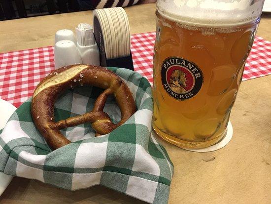 Пивные традиции Баварии