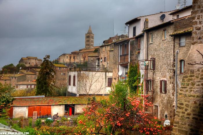 Древняя земля Лацио