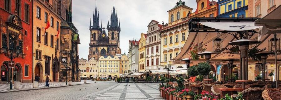 Прага: 7 интересных идей