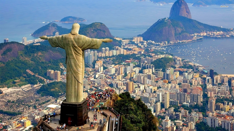 Как потратить 150$ в Рио