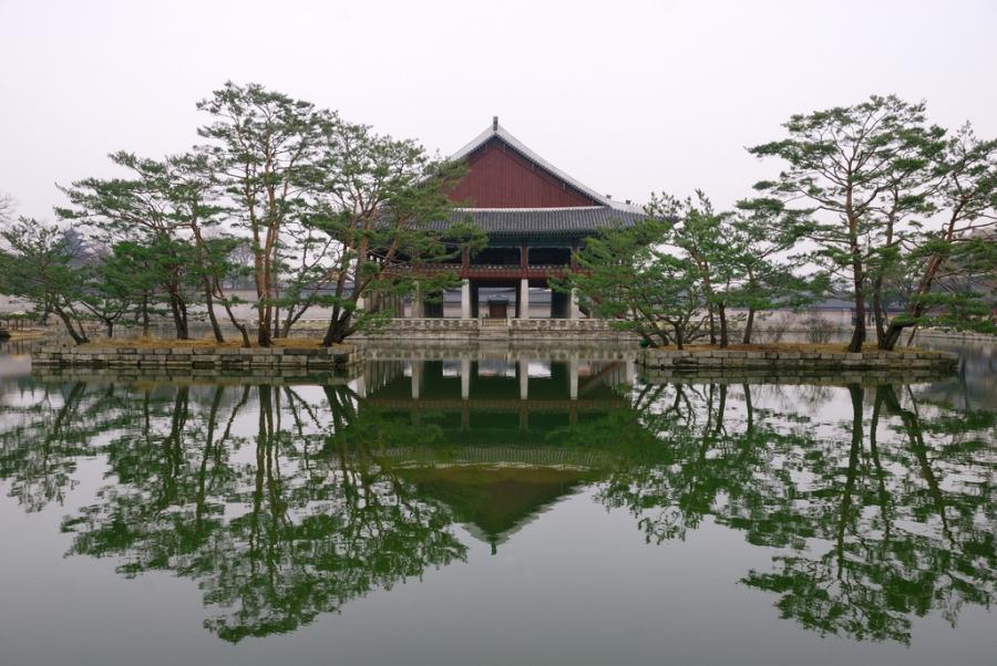 Сеул - Южная Корея Города