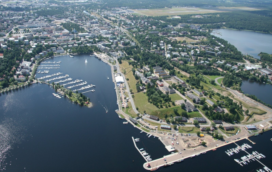 Лаппеенранта - Финляндия Города