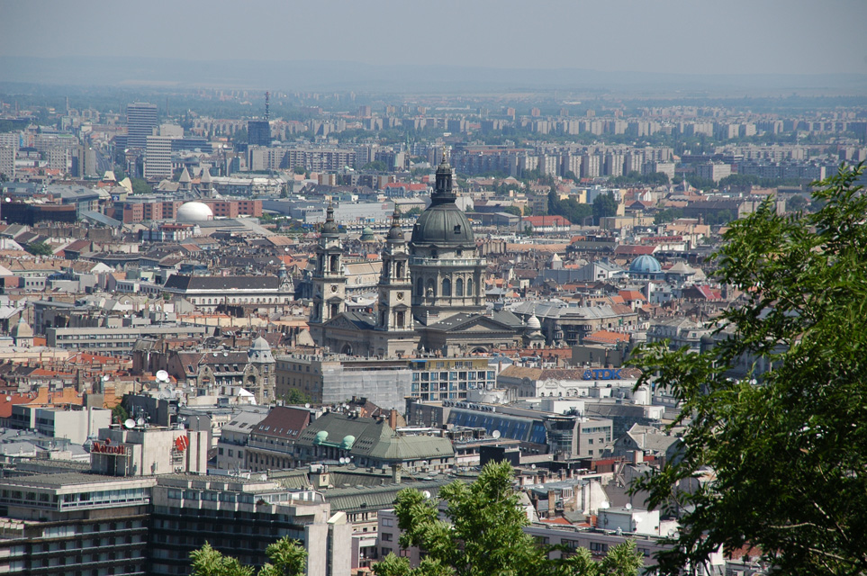 Будапешт - Венгрия Города