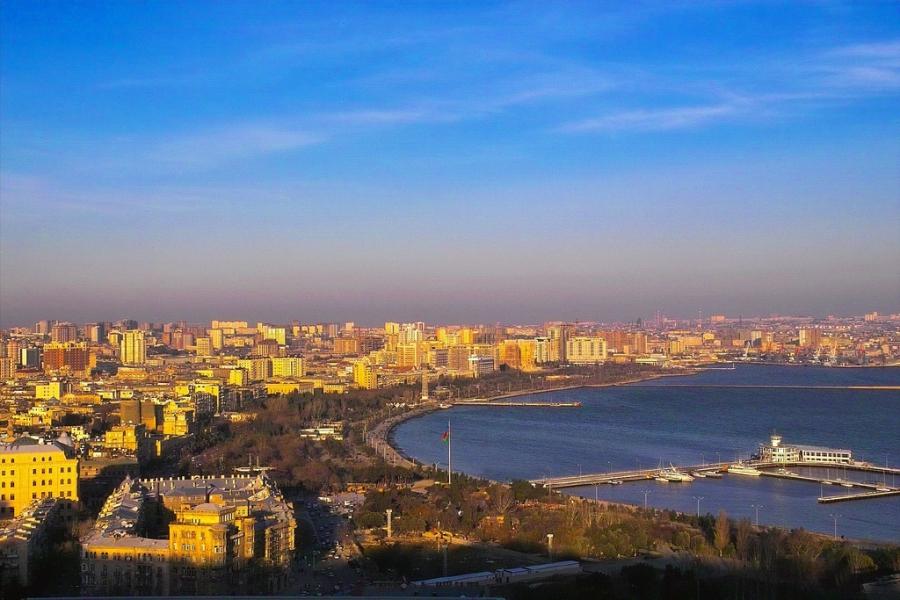Baku - Azerbaijan cities