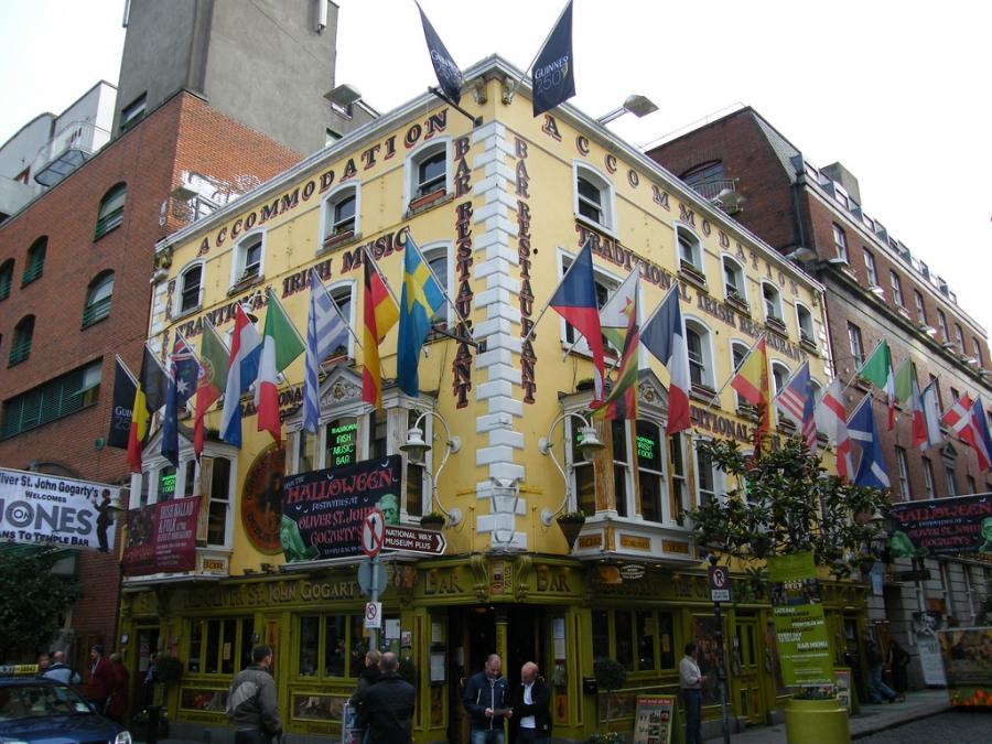 Дублин - Ирландия Города