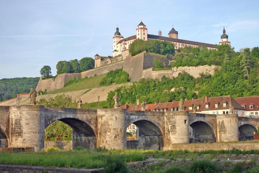W?rzburg - Germany cities