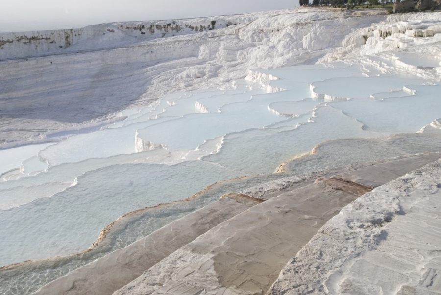 Pamukkale - Turkey cities