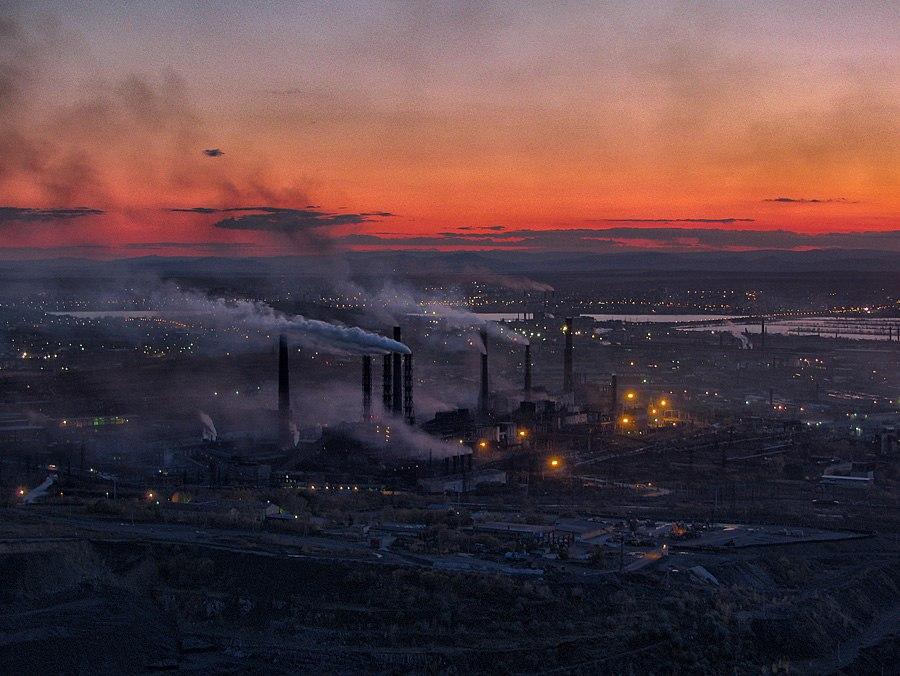 Карабаш - Россия Города