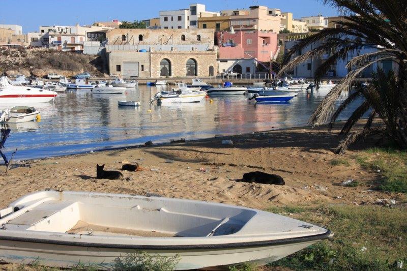 Лампедуза - Италия Города