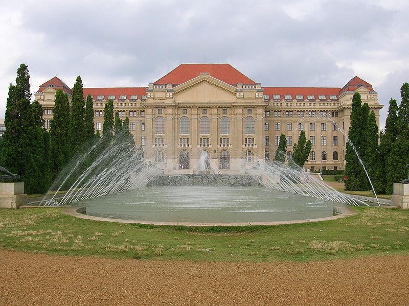 Дебрецен - Венгрия Города