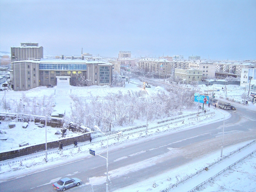 Yakutsk - Russia cities
