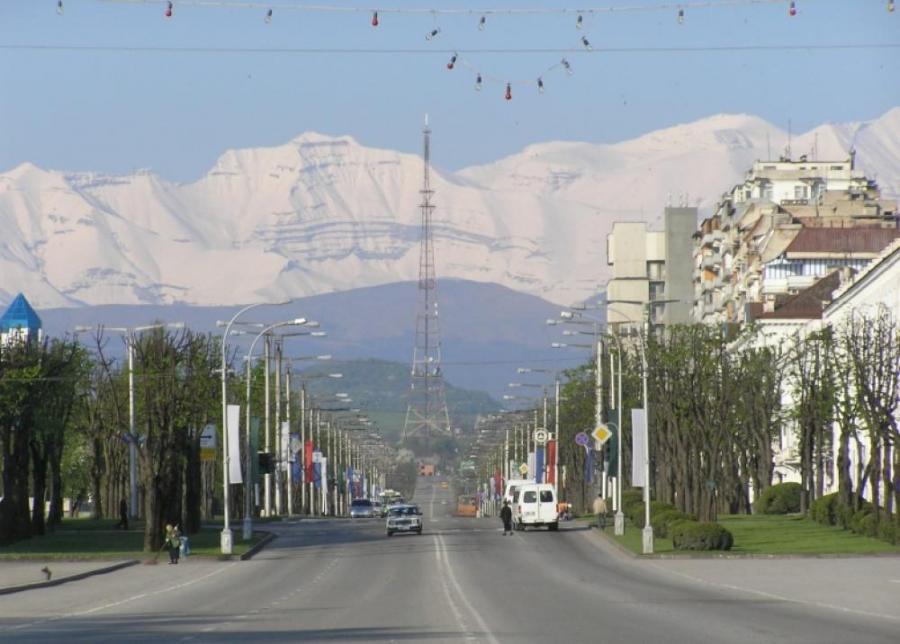 Нальчик - Россия Города