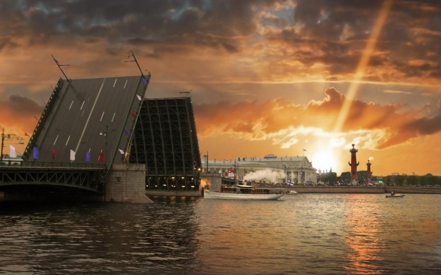 Saint-Petersburg - Russia cities