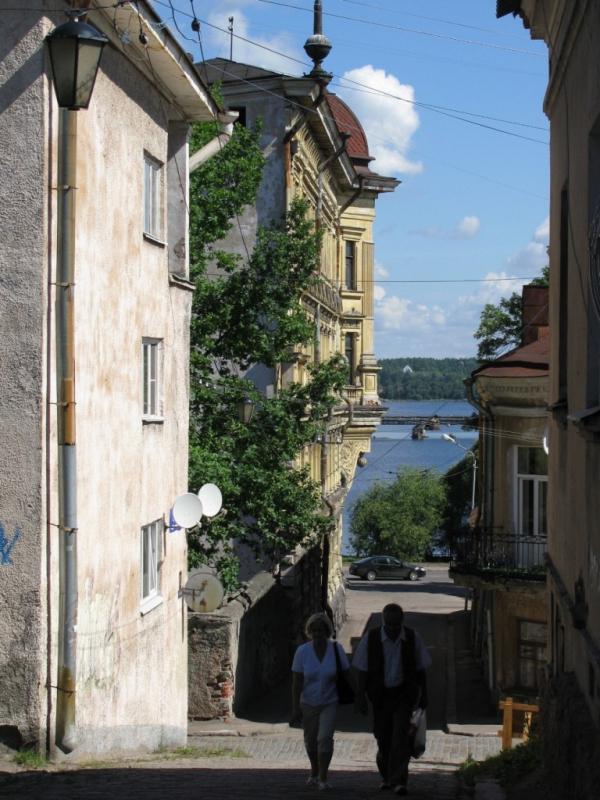 Vyborg - Russia cities