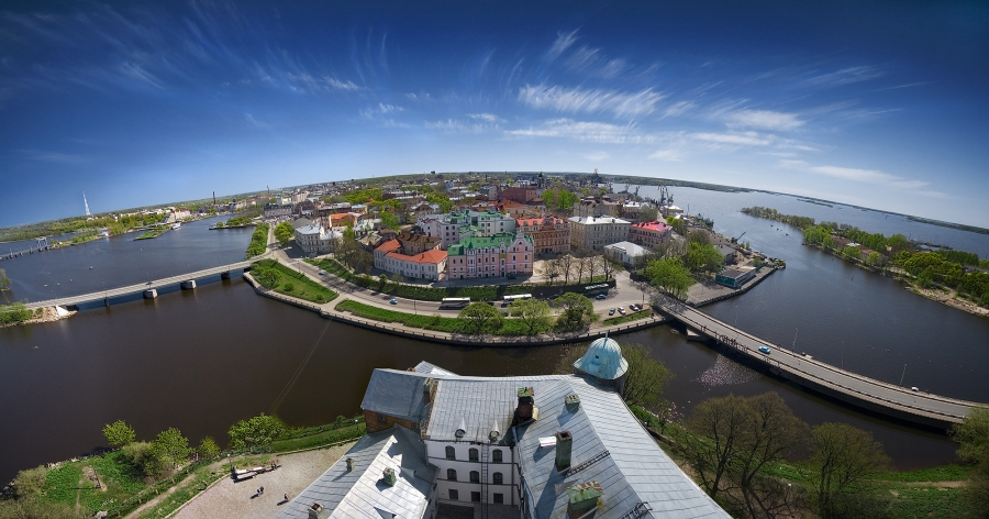 Vyborg - Russia cities