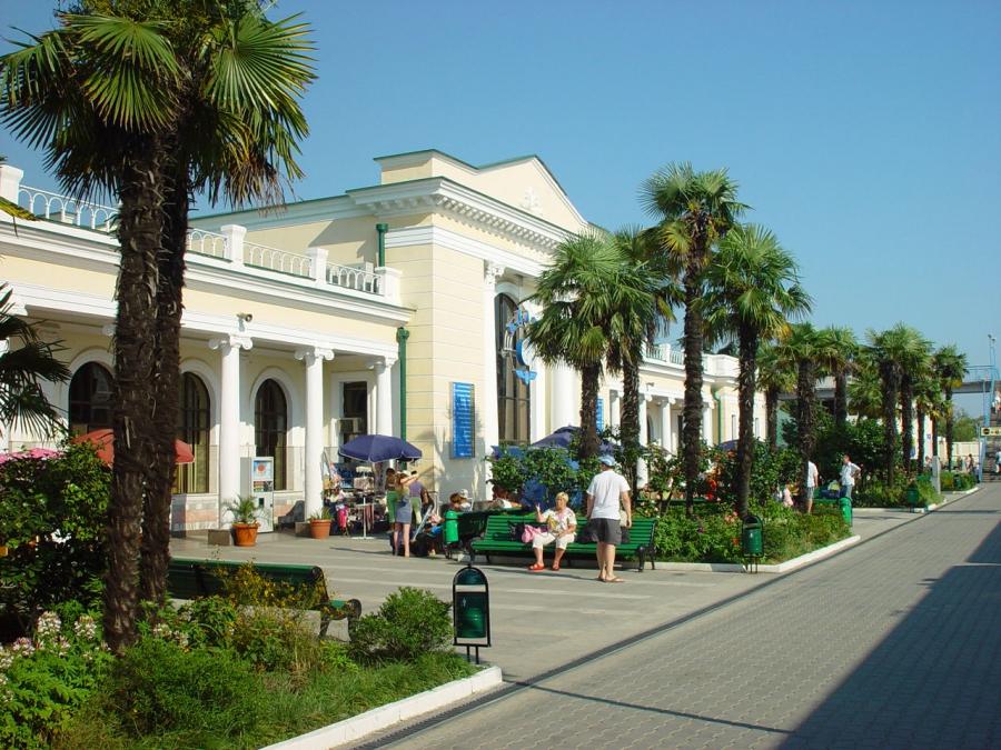 Adler - Russia cities