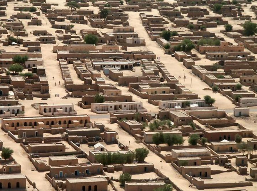 Nouakchott - Mauritania cities