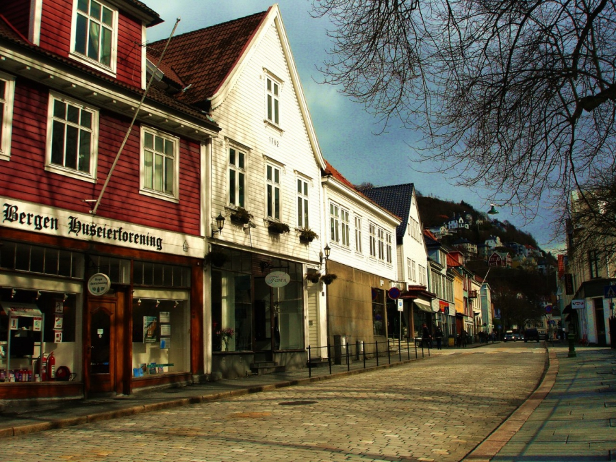 Bergen - Norway cities