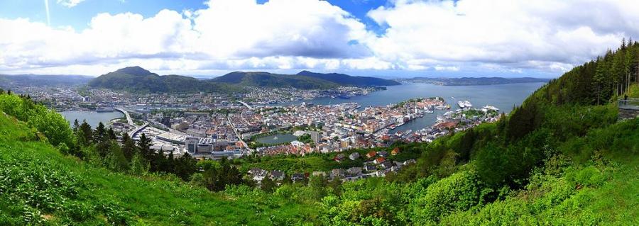 Bergen - Norway cities