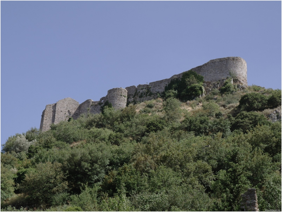 Mystras - Greece cities