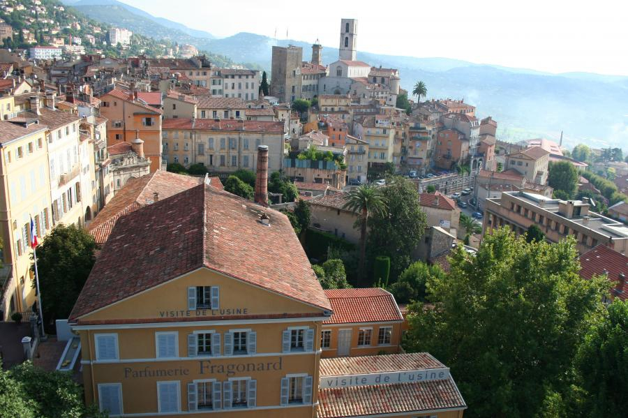 Grasse - France cities