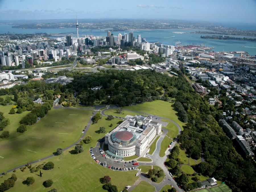 Окленд - Новая Зеландия Города