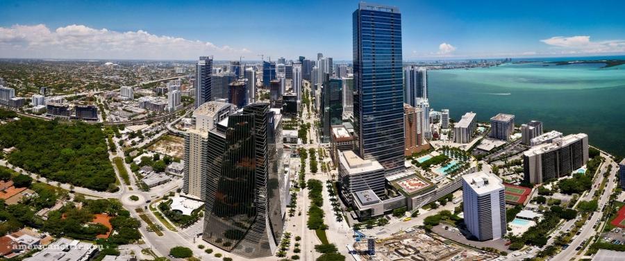 Майами - США Города