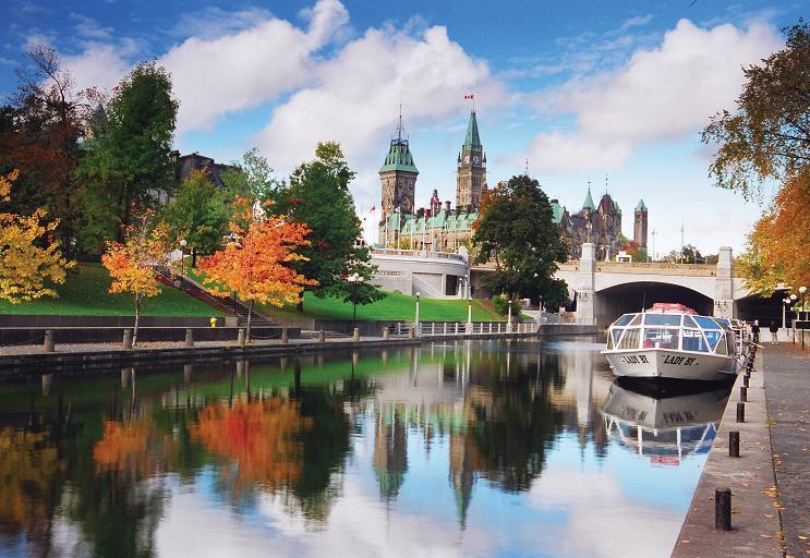 Оттава - Канада Города