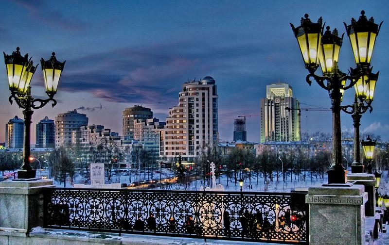 Екатеринбург - Россия Города