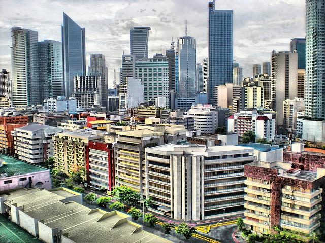 Манила - Филиппины Города