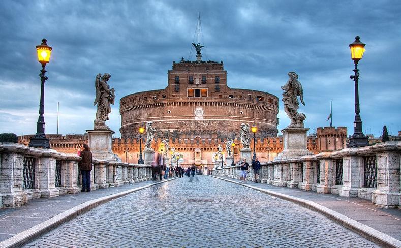 Рим - Италия Города