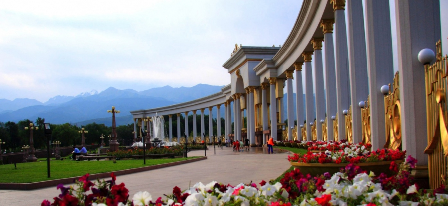 Алматы (Алма-Ата) - Казахстан Города