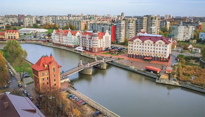 Kaliningrad - Russia cities