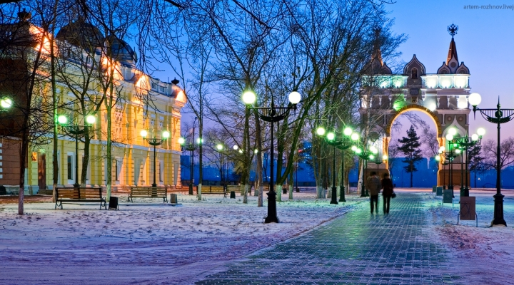 Blagoveshchensk - Russia cities