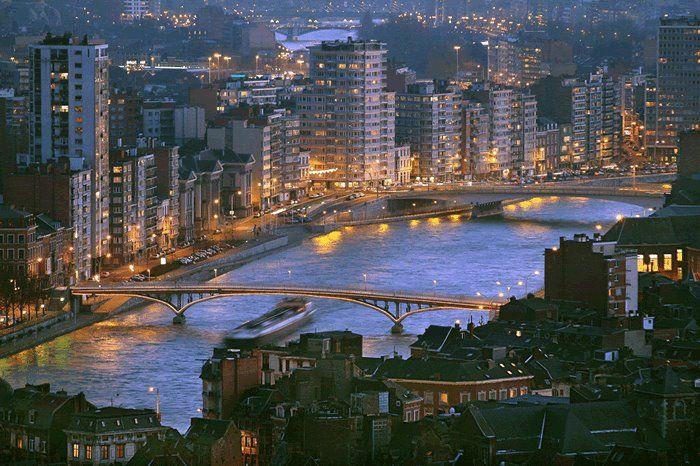 Liege - Belgium cities