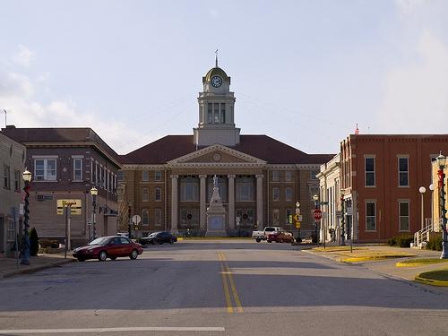 Jasper - USA cities