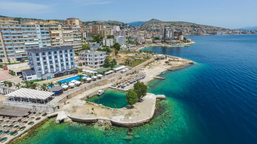 Saranda - Albania cities