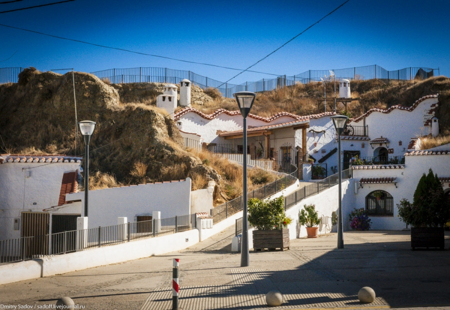 Guadix - Spain cities