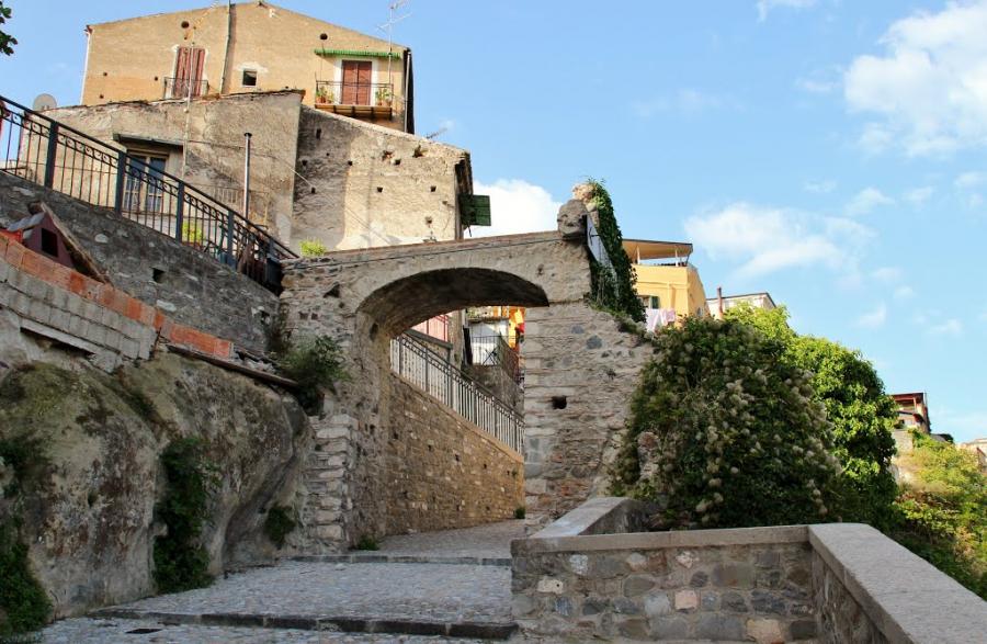 Россано - Италия Города