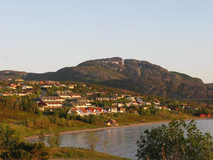 Альта - Норвегия Города