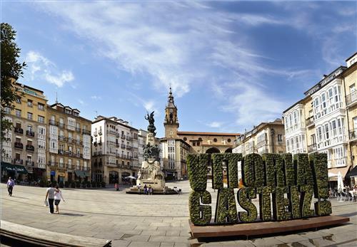 Витория - Испания Города