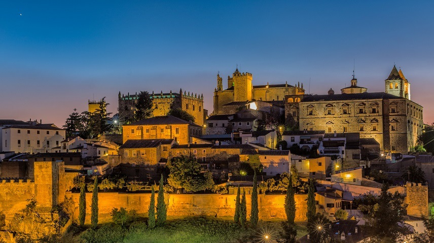 Касерес - Испания Города