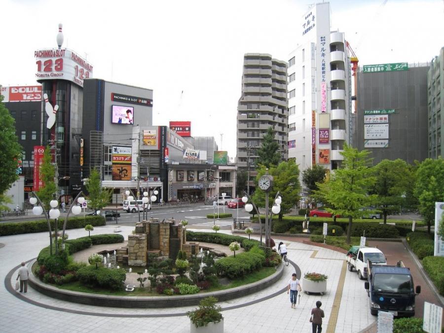 Яо - Япония Города
