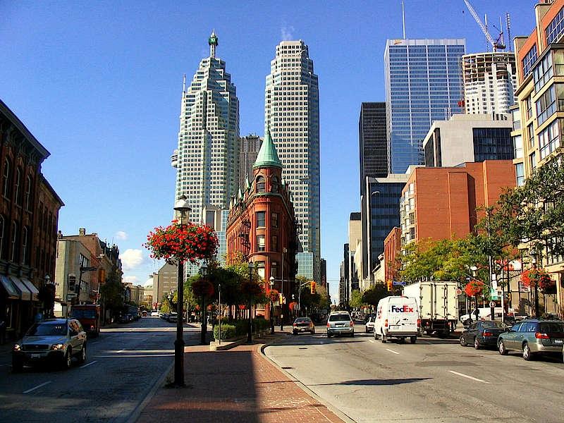 Торонто - Канада Города