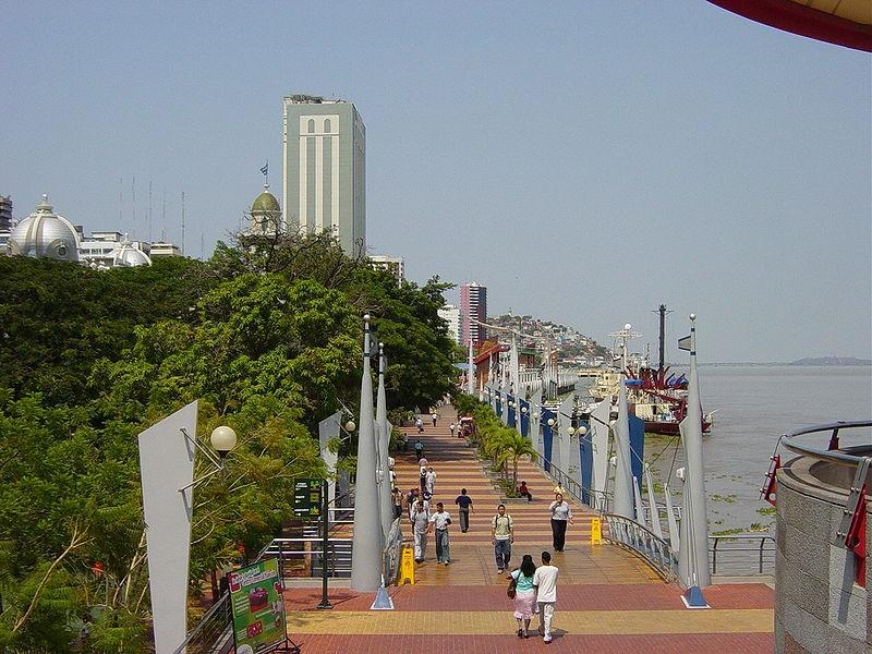 Гуаякиль - Эквадор Города