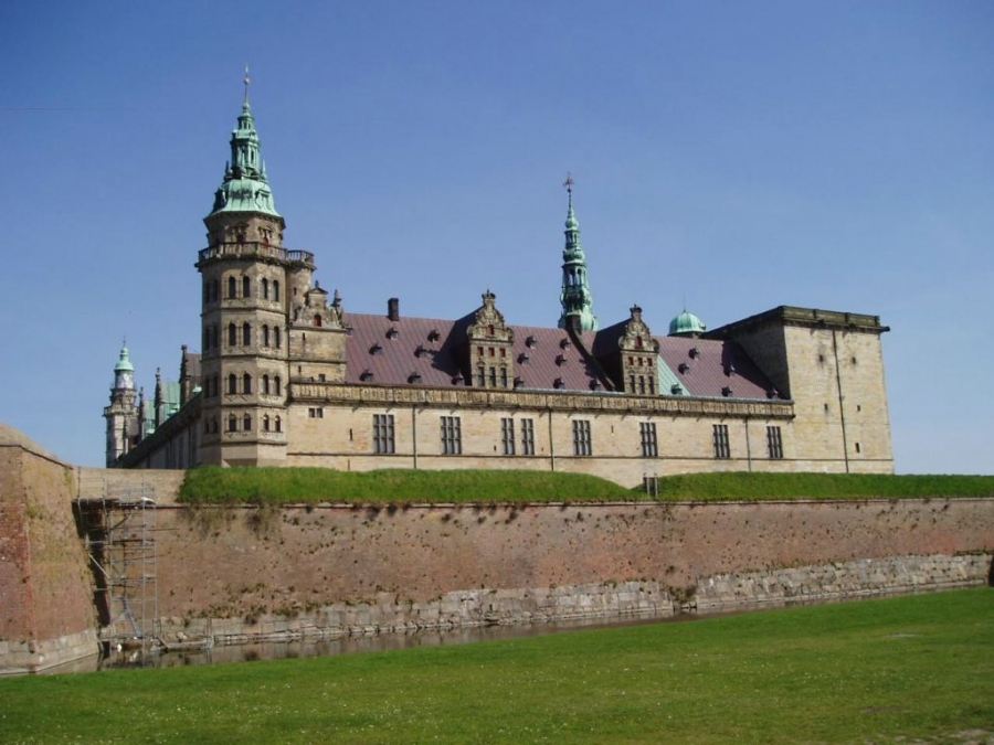 Хельсингер - Дания Города