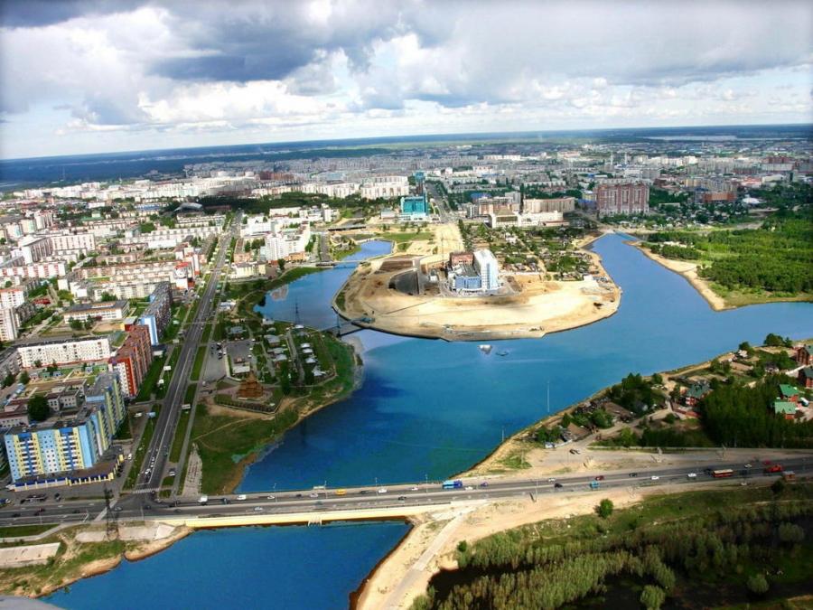 Сургут - Россия Города